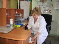 Пост медсестры