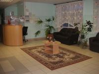 Холл для отдыха и пост дежурной медсестры